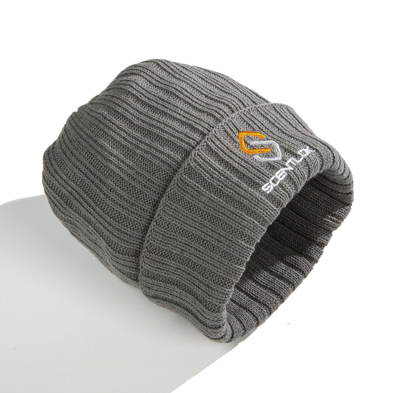 bf33047bde6 Scent-Lok Men s Carbon Alloy Knit Cuff Beanie