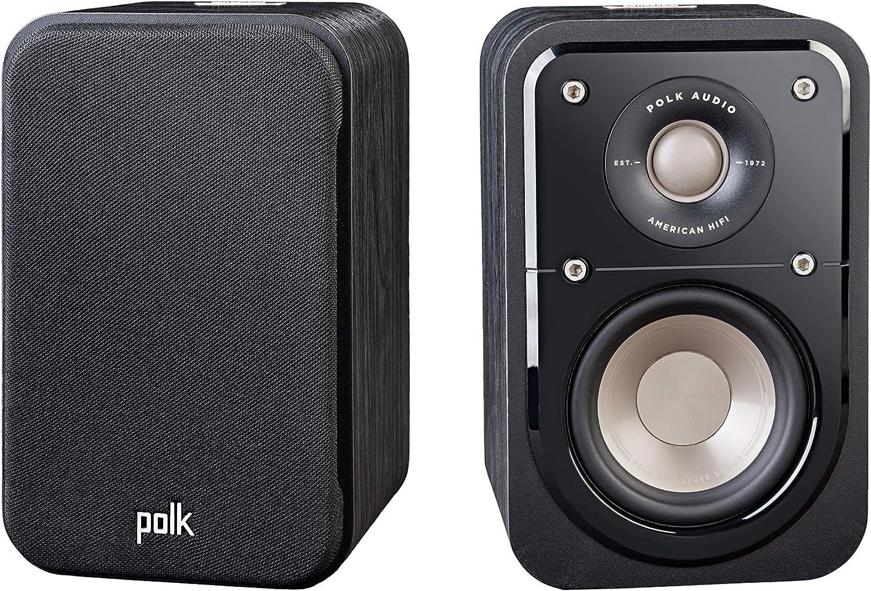 Polk Audio Signature Series S10 Bookshelf Home Theater Speaker