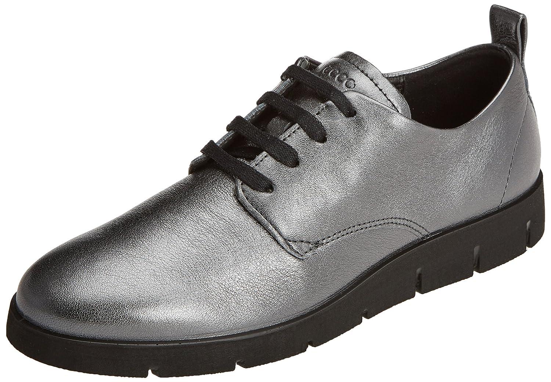 Ecco Bella, Zapatos de Cordones Derby para Mujer 40 EU|Gris (Dark Shadow)