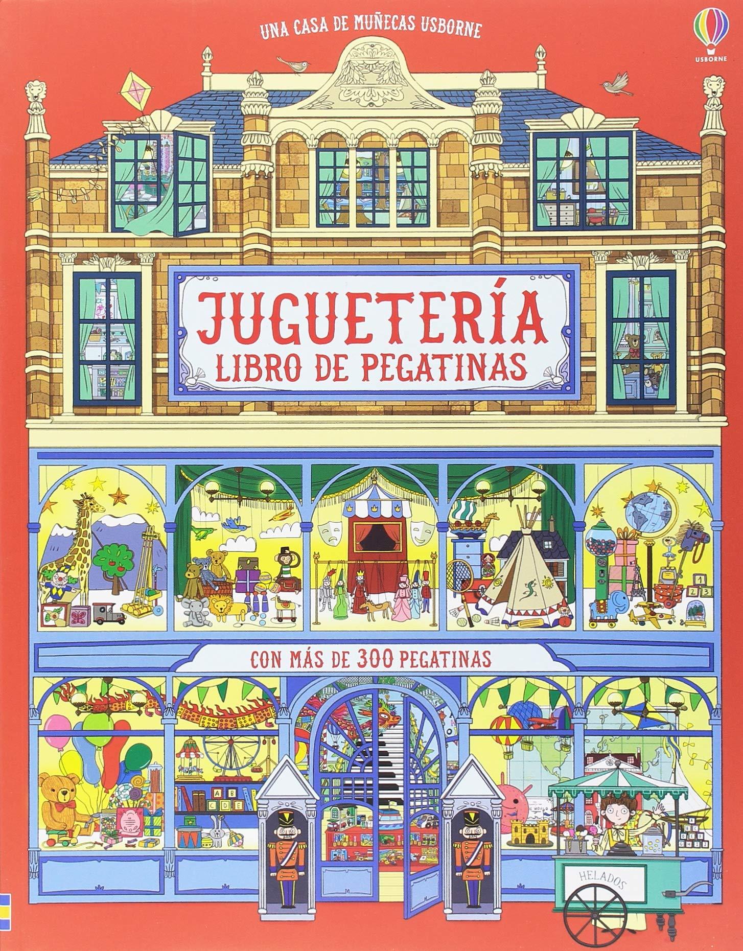 Jugueteria: Salcedo Erica: 9781474949217: Amazon.com: Books
