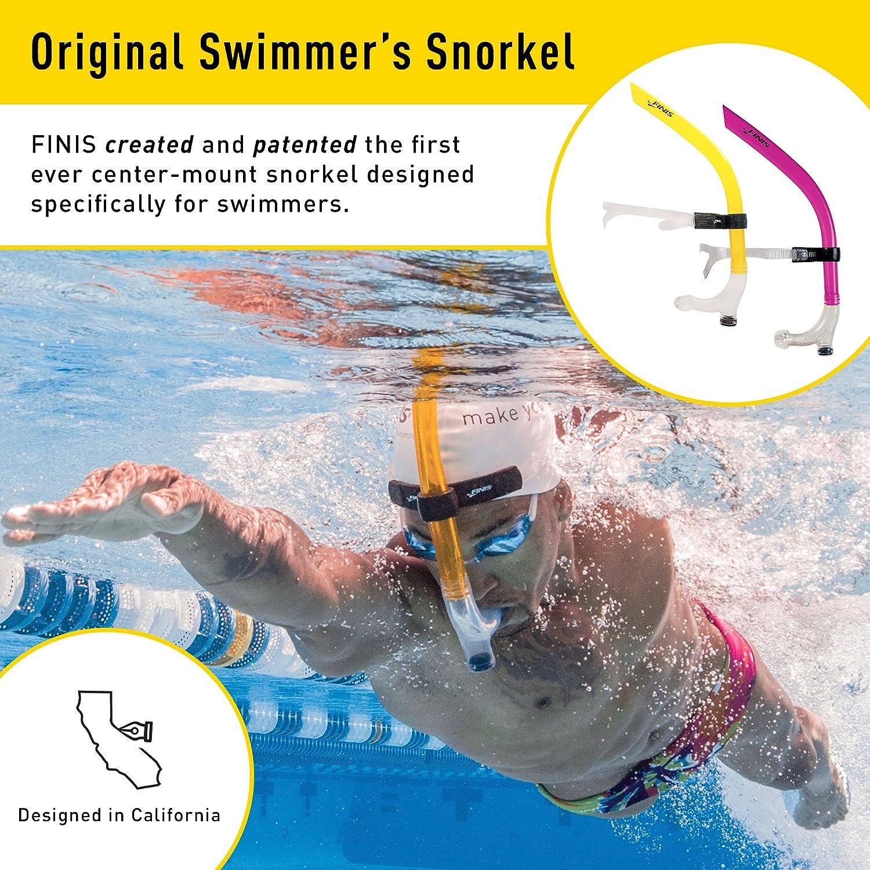 Finis Swimmer/'s Snorkel