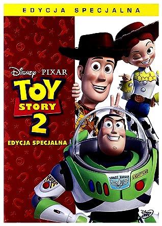 Amazon Com Toy Story 2 Dvd English Audio Tom Hanks Tim Allen