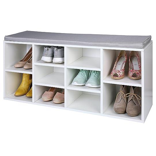 Fabriquer Une Tagre Chaussures. Idee Dco Facile Rangement Pratique