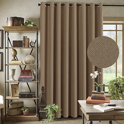 Curtains For Large Windows: Amazon.com