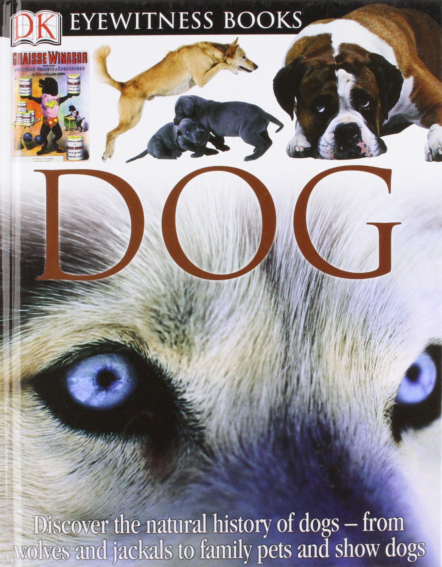Download DK Eyewitness Books: Dog PDF ePub fb2 ebook
