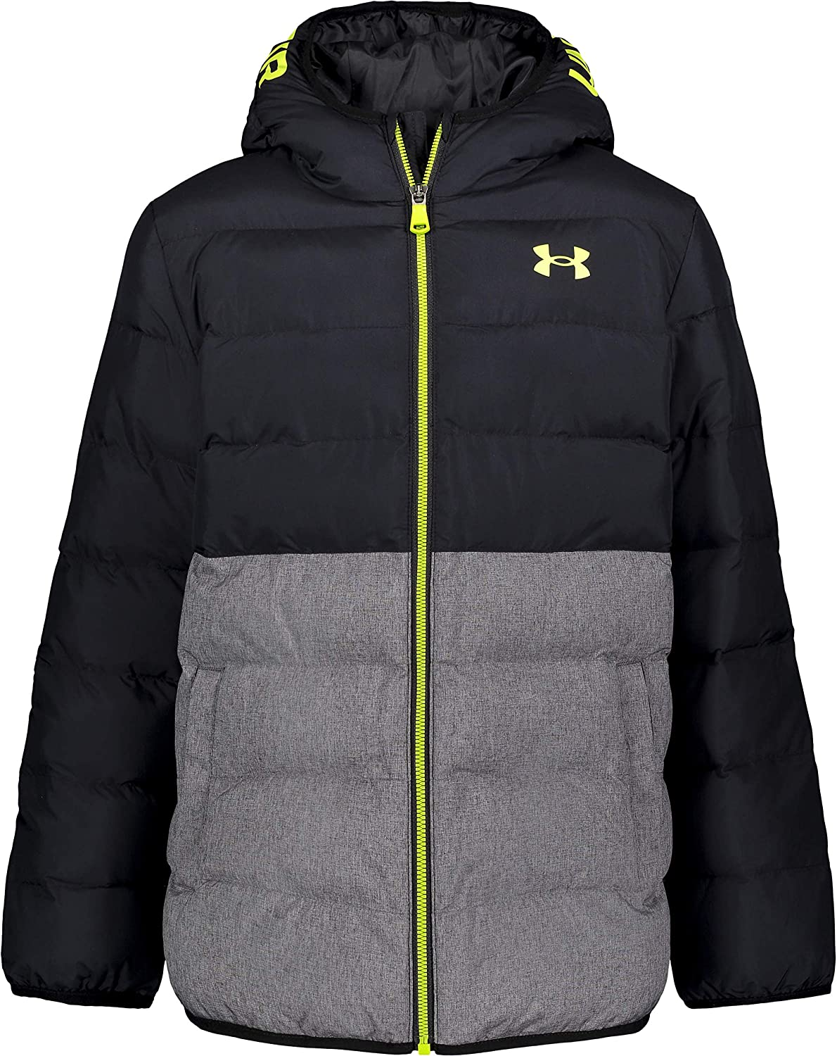 Under Armour Boys' Big Pronto Puffer Jacket: Clothing