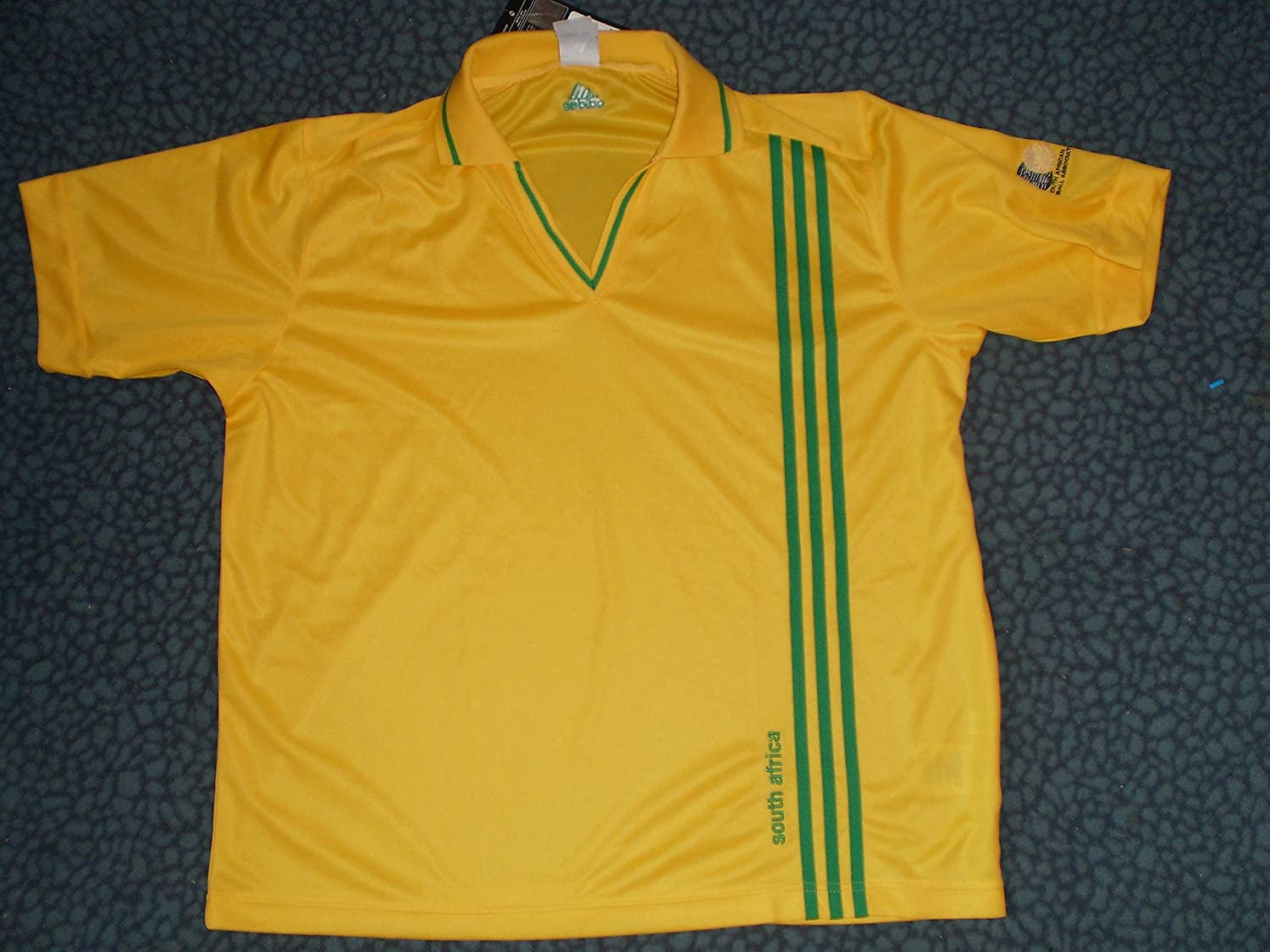 Sudáfrica South Africa Polo Adidas Talla XL: Amazon.es: Zapatos y ...