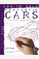 How To Draw Cars (Fixed Layout edition) Kindle Edition