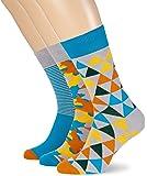 My Way Men's Camouflage Socks, pack of 3