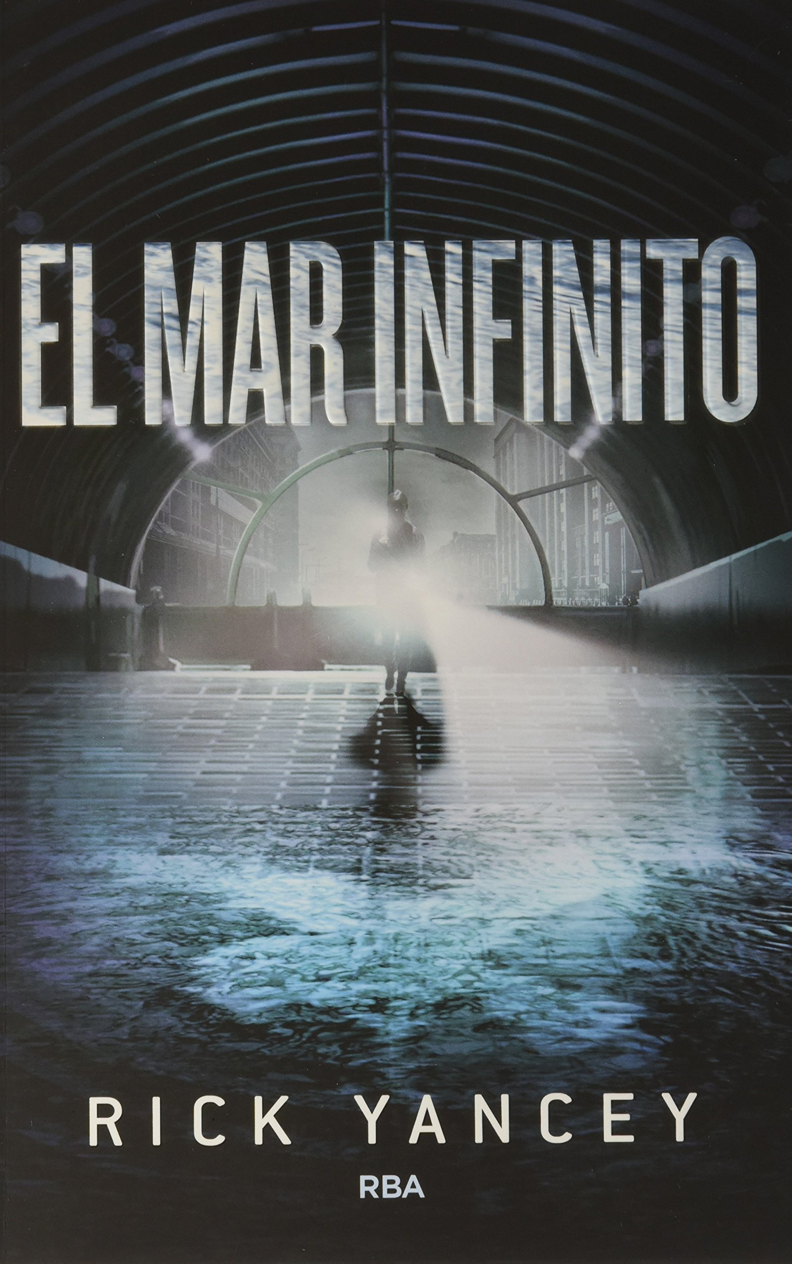 Amazon.com: Mar infinito (Spanish Edition) (9788427208278): Rick Yancey, Molino-RBA: Books