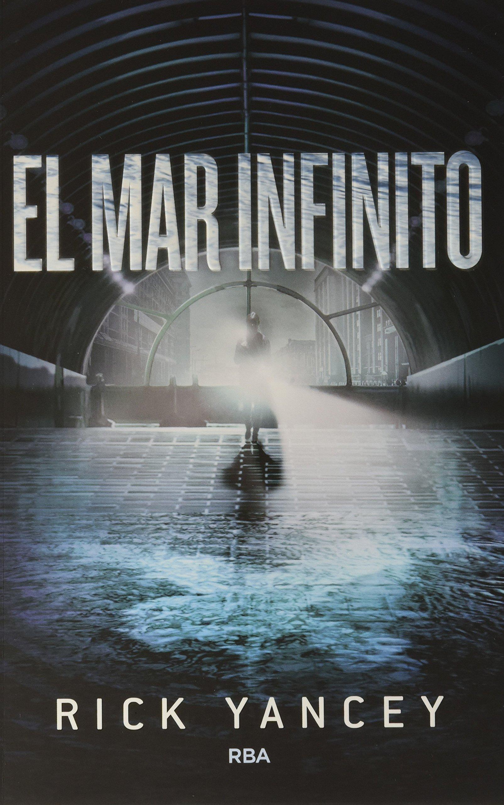 Amazon.com: Mar infinito (Spanish Edition) (9788427208278): Rick Yancey, Molino-RBA: Books