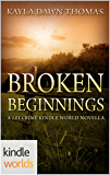 The Lei Crime Series: Broken Beginnings (Kindle Worlds Novella) ('Aina Ranch Book 2)