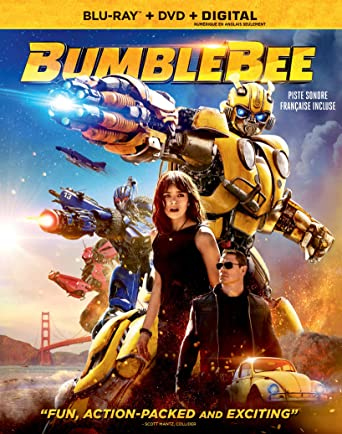 Amazon com: Bumblebee [Blu-ray + DVD + Digital]: Movies & TV