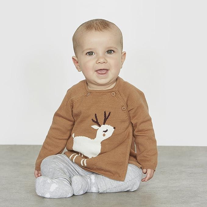 La Redoute - Chaleco - para bebé niña Amarillo Ocre: Amazon.es: Ropa y accesorios