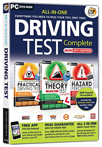 Driving Test Complete