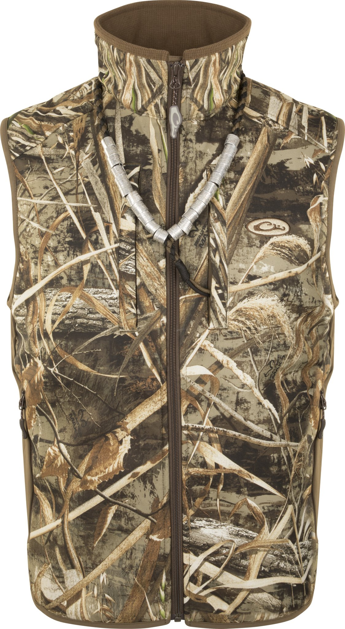 Drake EST Camo Windproof Tech Vest (Max5, 3X-Large) by Drake