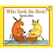 Who Sank the Boat? (Paperstar)