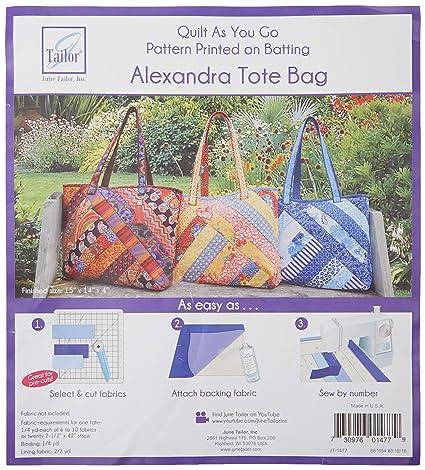 Amazon.com: Junio Tailor JT-1477 - Bolso para edredón con ...