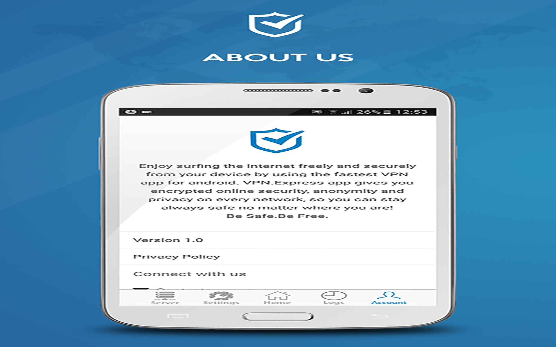 Express - Best VPN Android: Appstore for Android