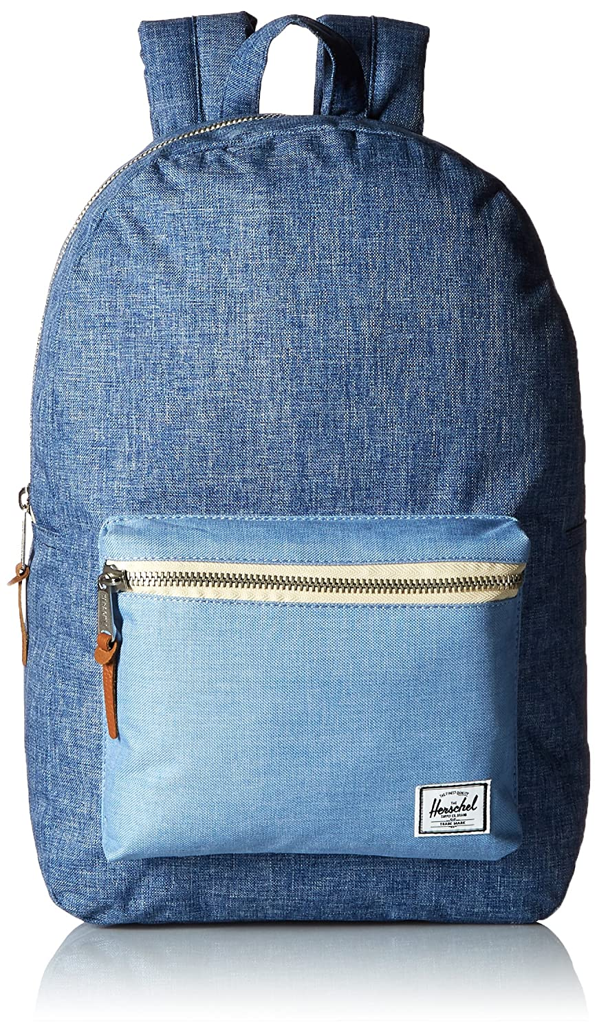 Amazon.com   Herschel Settlement Backpack, Limoges Chambray Crosshatch, One  Size   Kids  Backpacks cd2355227a
