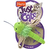 Just for Cats Jute Bug Catnip Cat Toy