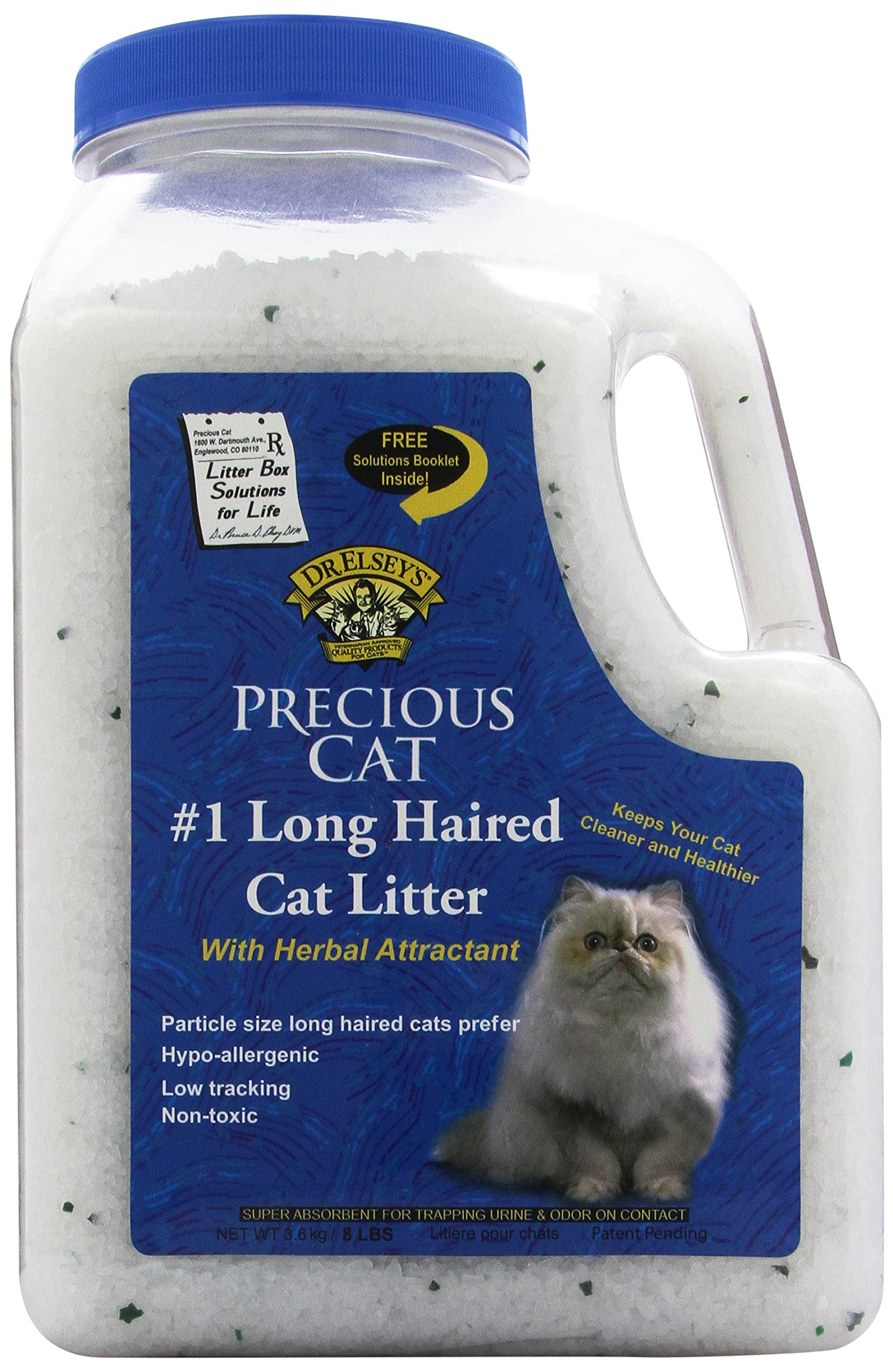 Is Silica Gel Cat Litter Safe