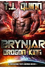 Brynjar - Drogon King - SciFi Alien Soul Mates Romance: Bonus:Dream Alien: Celestial Alien Mates (A Drogons Fate Series Book 4) Kindle Edition