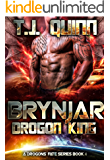 Brynjar - Drogon King - SciFi Alien Soul Mates Romance: Bonus:Dream Alien: Celestial Alien Mates (A Drogons Fate Series Book 4)