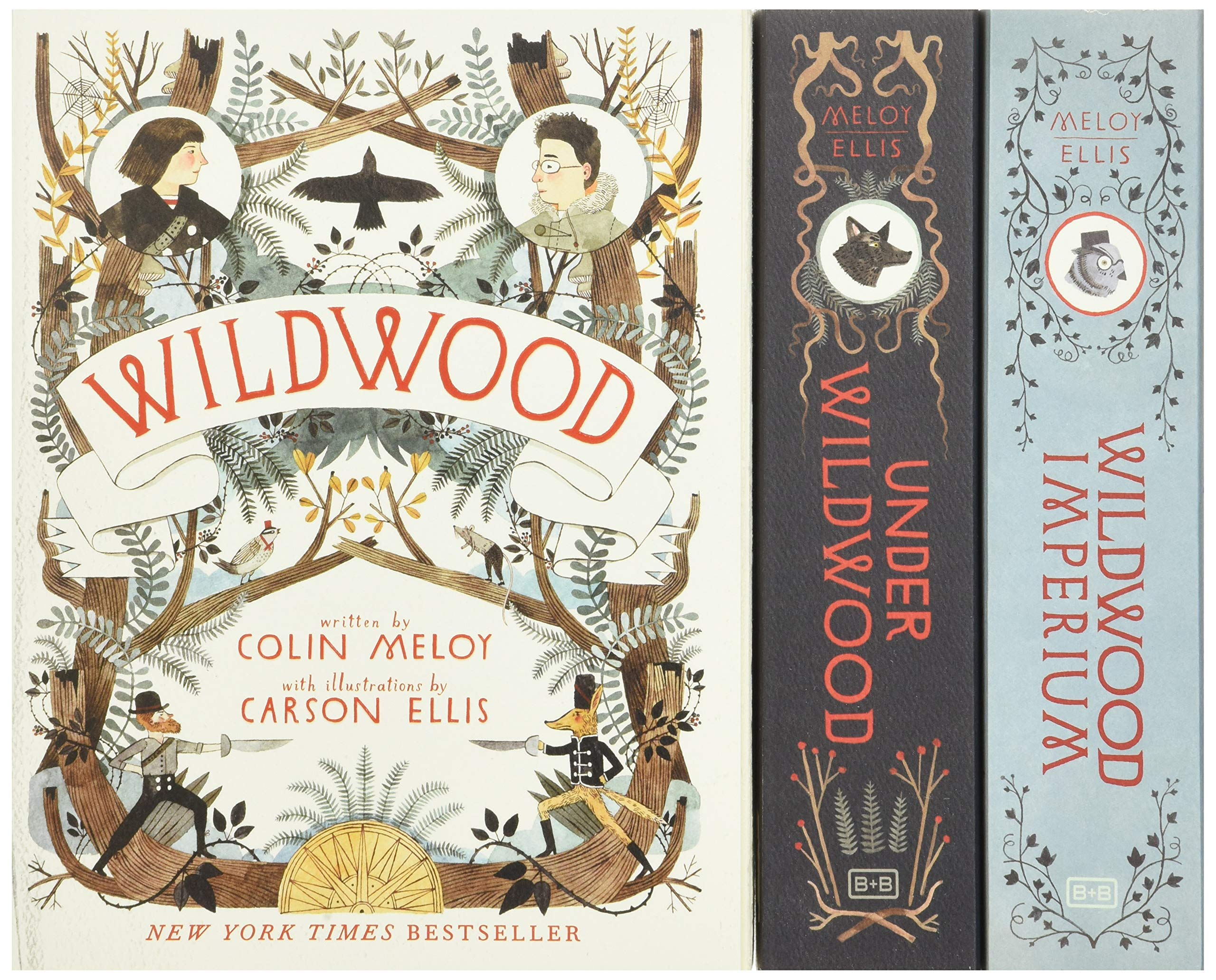 Read Wildwood Wildwood Chronicles 1 By Colin Meloy