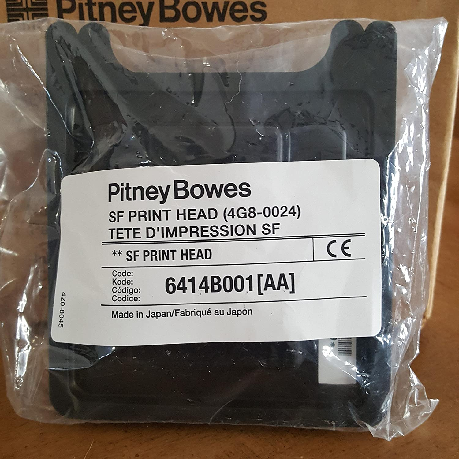 Genuine Pitney Bowes Print Head for the DM Series Postage Meters