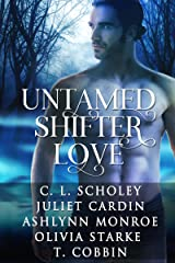 Untamed Shifter Love Kindle Edition