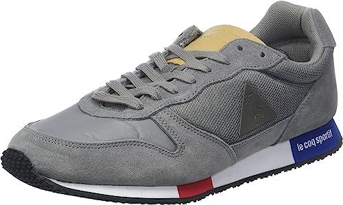 le coq Sportif Herren Alpha Sport Titanium Sneaker: Amazon