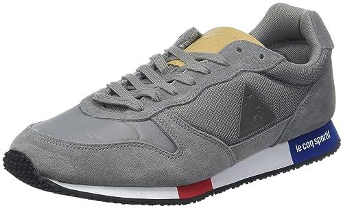 Le Coq Sportif Alpha Sport Titanium, Zapatillas para Hombre: Amazon.es: Zapatos y complementos