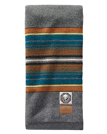 Image Unavailable. Image not available for. Color  Pendleton Olympic National  Park Wool Blanket ... db01ef63e