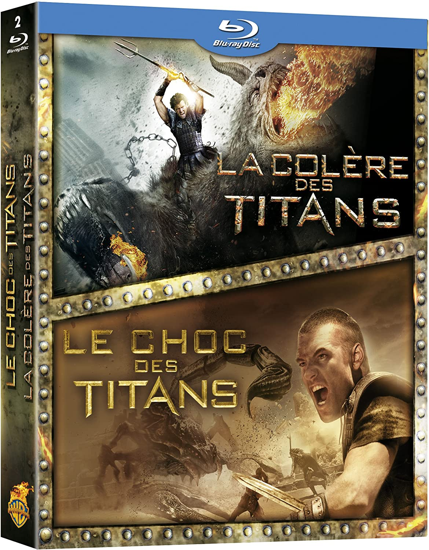 Le Choc colère des Titans [Blu-Ray]