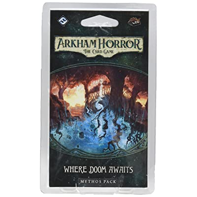 Arkham Horror: Where Doom Awaits: Toys & Games