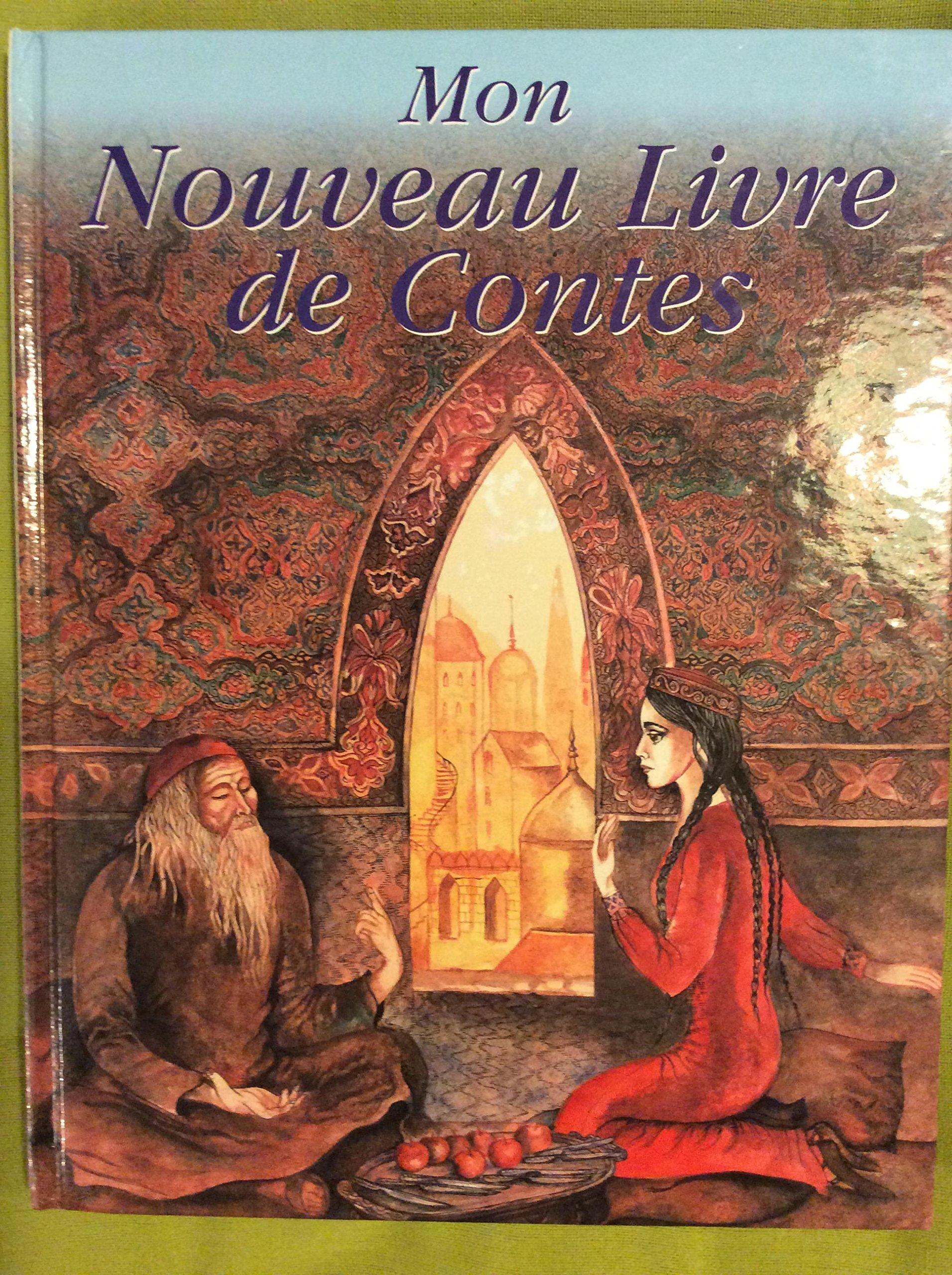 Mon nouveau livre de contes