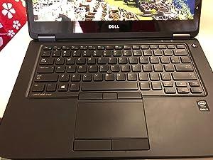 """Dell Laptop Latitude E7450 14"""" i7 5600U 16GB RAM 256GB SSD Touch Screen Windows 8"""