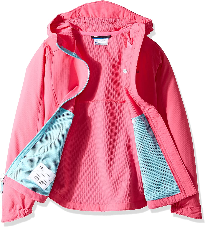 Veste Coupe-Vent imperm/éable Enfant Columbia Splash Flash II Hooded Softshell