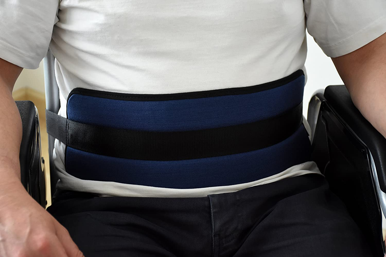 ORTONES | Cinturón de sujeción abdominal para silla de ruedas Talla Unica.