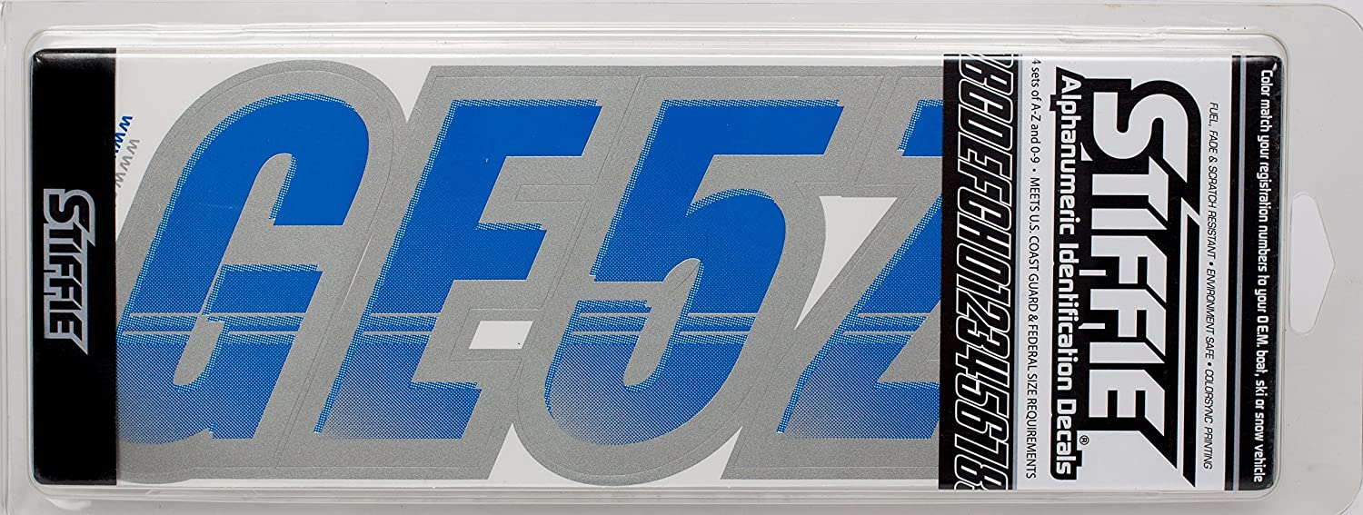 On Fire Custom Boat Registration Numbers Decals Vinyl Lettering Stickers USCG