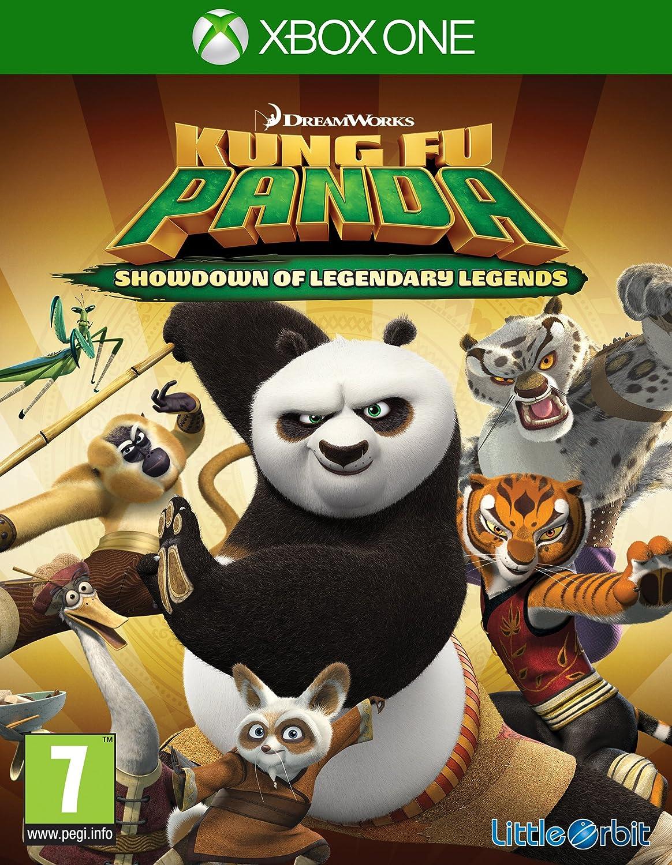 Kung Fu Panda: Showdown Of Legendary Legends [Importación Inglesa ...