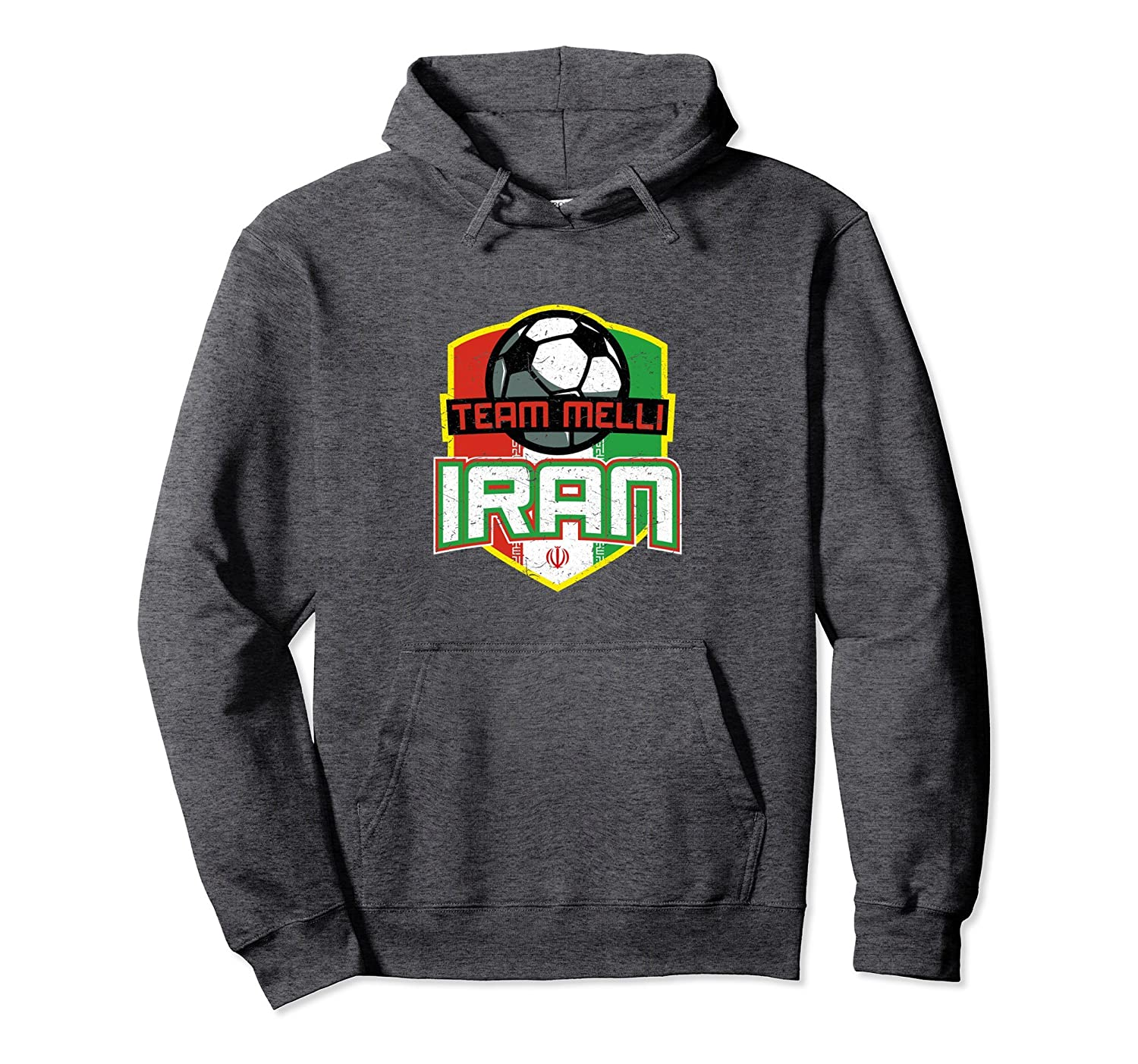 0e33223cf Iran Soccer Boys Girls Hoodie Flag Jersey 2018-alottee gift - Alottee