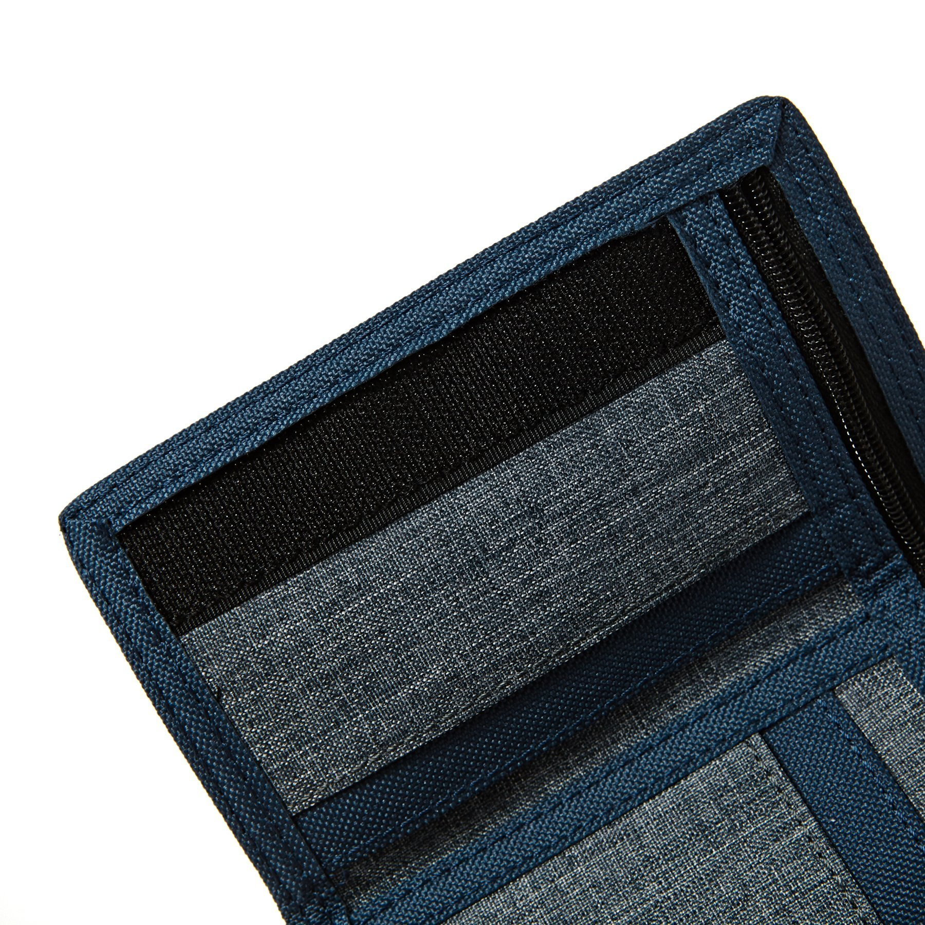 Billabong Atom Wallet One Size Dark Slate Heather by Billabong (Image #5)
