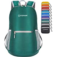 ZOMAKE Ultra Lightweight Packable Backpack Water Resistant Hiking Daypack,Small Backpack Handy Foldable Travel Outdoor…