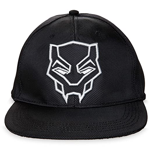 Amazon.com  Marvel Black Panther Hat for Adults Multi427506295172 ... 73236a70ec0
