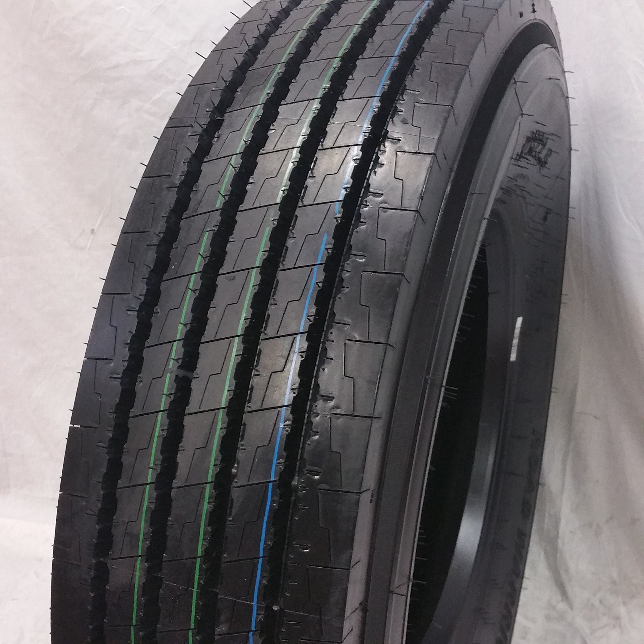 11R24.5 ROAD WARRIOR RADIAL (2- STEER TIRES) 16 PLY RATING by ROAD WARRIOR (Image #3)