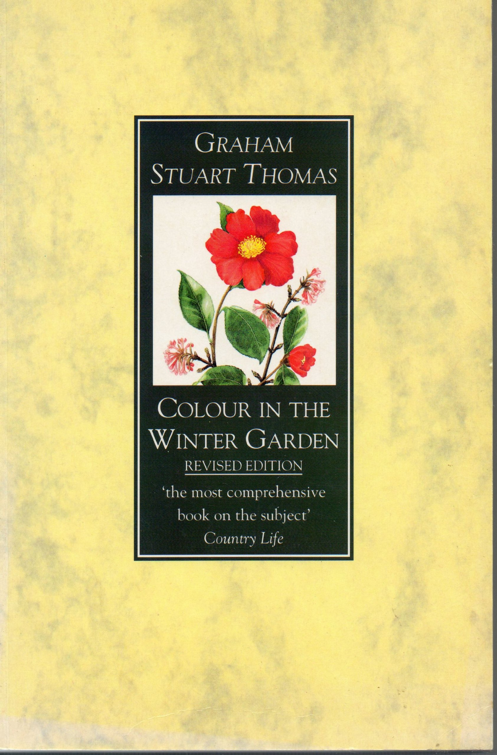 colour in the winter garden amazon co uk graham stuart thomas