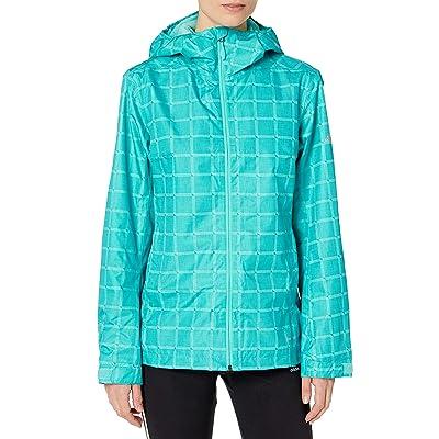 adidas Outdoor Women's 2 Layer Wandertag AOP Jacket: Clothing