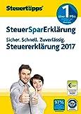 SteuerSparErklärung 2018 (für Steuerjahr 2017) [Download]